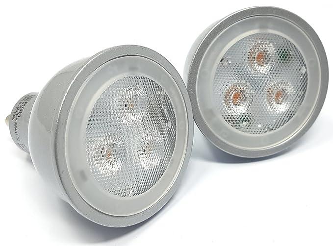 Bombilla LED Osram PARATHOM GU10,luz blanca cálida, 230