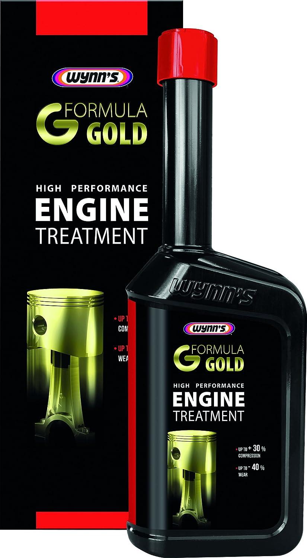 Wynns'77101 Traitement pour moteur haute performance 500 ml