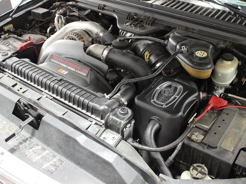 Oiled, 10-Layer Filter AFE Filters afe50-73003 Performance Intake System aFe Power Momentum HD 50-73003 Ford Diesel Truck 03-07 V8-6.0 td