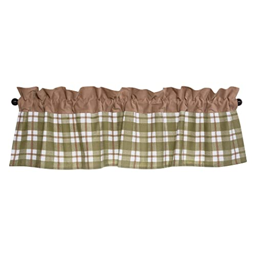 Deer Lodge Window Valance
