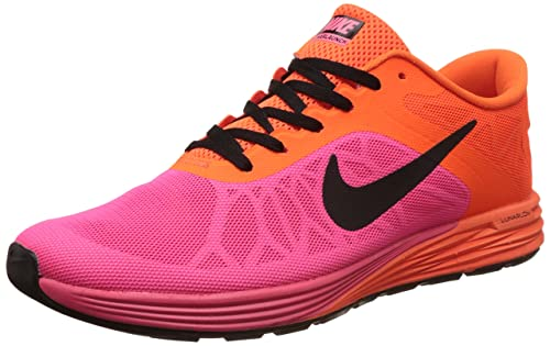 5e9de1beabdbd2 Nike Men s Lunar Launch Orange Running Shoes - 9 UK India (44 EU)(10  US)(654916-800)  Buy Online at Low Prices in India - Amazon.in
