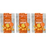 Moon Cheese Cheddar Cheese Snack 2oz Pack of 3