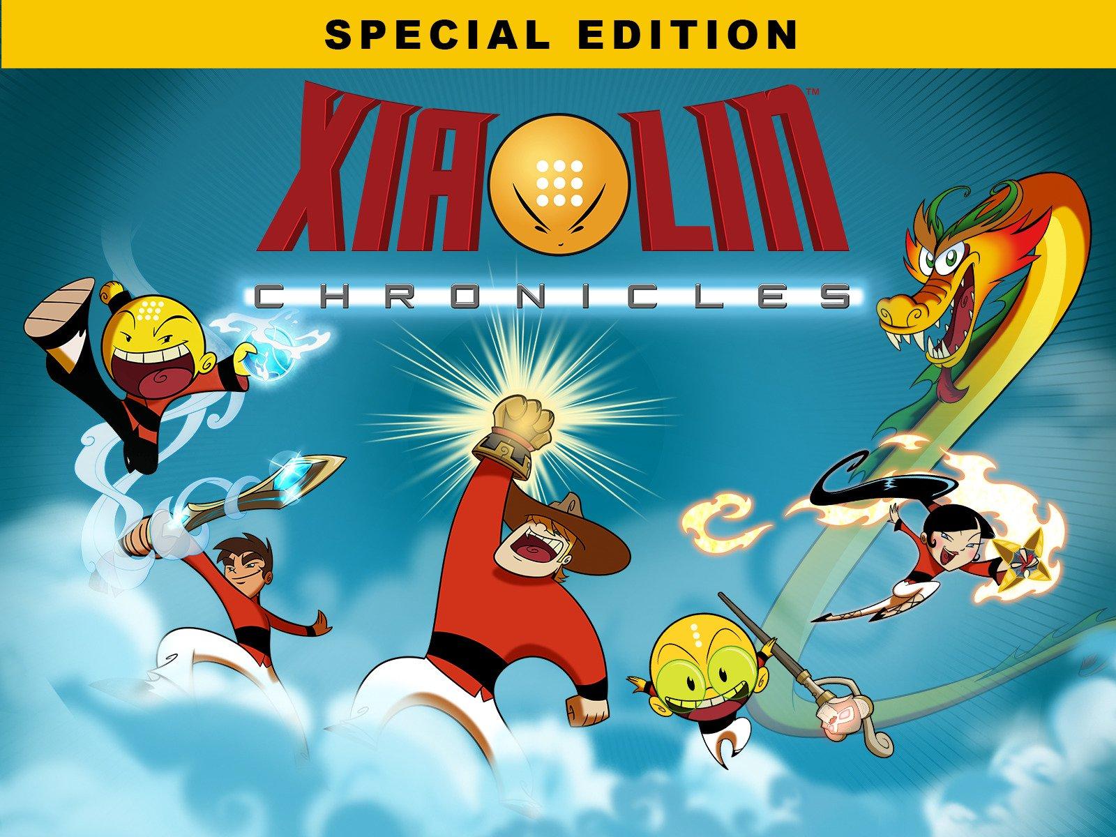 Xiaolin Chronicles: Special Edition - Season 1