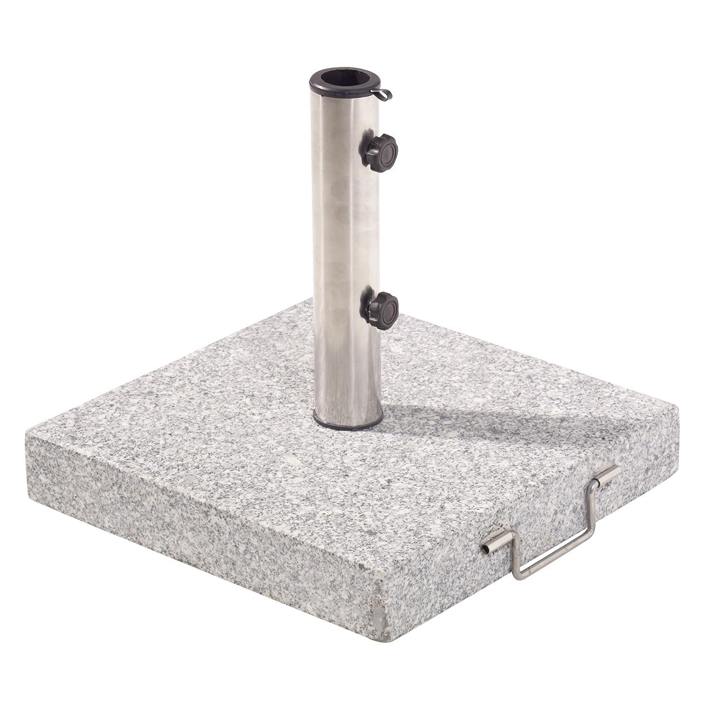 Greemotion Granitständer rollbar, granitoptik, 43x53,5x9,5cm