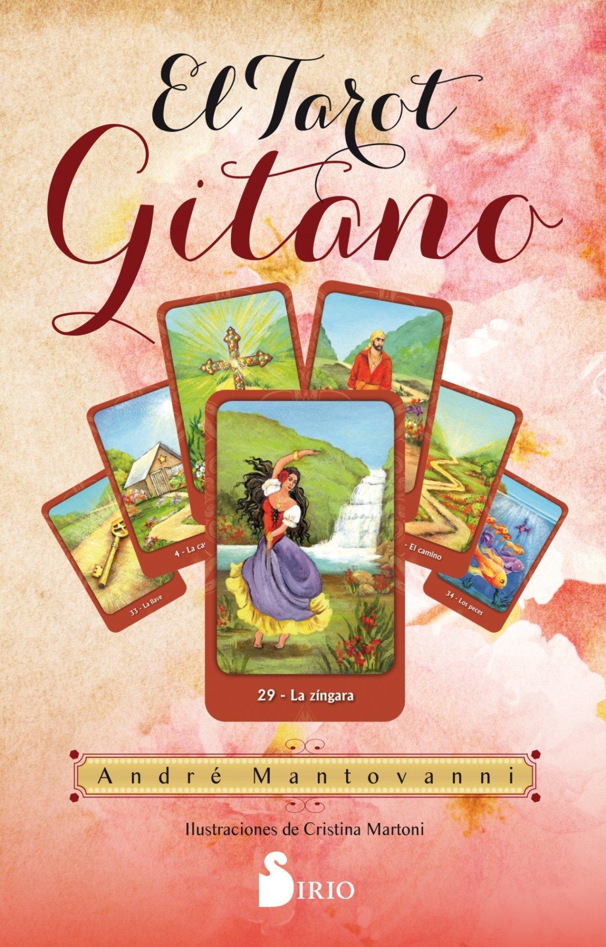 El tarot gitano (Spanish Edition): Andre Mantovanni ...