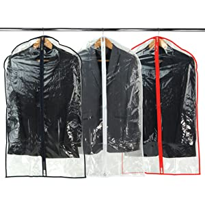 Hangerworld™ 38cm Black Pink White Satin Padded Top Hangers Clothes Coat Bridal