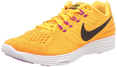 best sneakers 1daf2 5bd0e Nike Lunartempo 2 Womens Running Shoes in Orange/White/Total ...