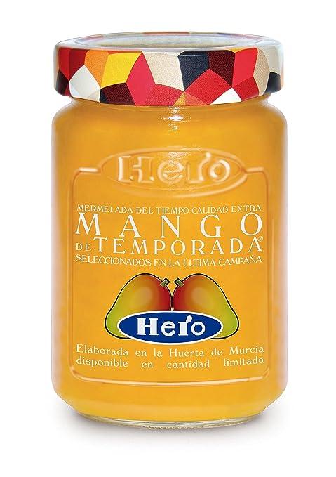 Hero Temporada - Hero Mermelada Temporada Mango 350 g: Amazon.es: Alimentación y bebidas