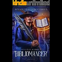 Bibliomancer: A Completionist Chronicles Series (Wolfman Warlock Book 1)