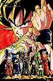 "CGC Huge Poster - Dragon Ball Z Anime Poster GT Kai - ANI040 (24"" x 36"" (61cm x 91.5cm))"