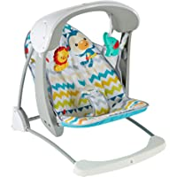 Fisher-Price Fisher-Price Colourful Carnival Take-Along Swing & Seat