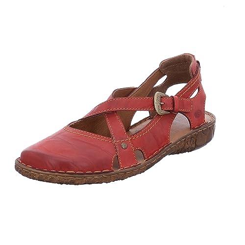 fd7b37fd035 Josef Seibel Women s Rosalie 13 Closed-Toe Sandals  Amazon.co.uk ...