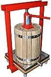 Hydraulische rahmenpresse 12L Obstpresse Apfelpresse Beerenpresse Weinpresse Saftpresse