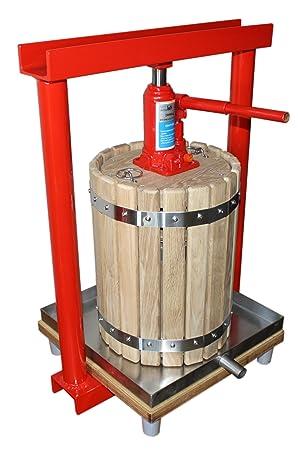 Prensa hidráulica GBP-12 - exprimidor para diseño de manzanas, uvas, de bayas
