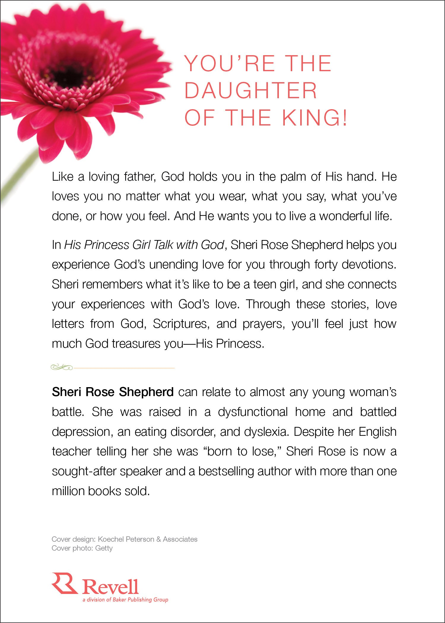 His Princess Girl Talk with God: Love Letters and Devotions for