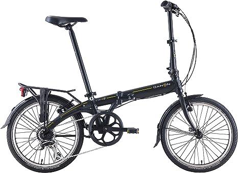Dahon Vybe D7 - Bicicleta Plegable (7 velocidades, 20