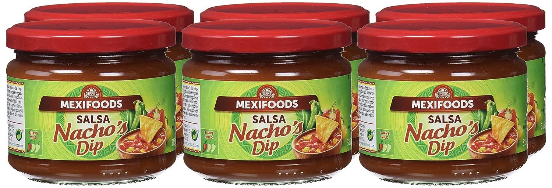 Mexifoods Salsa - 6 Paquetes de 315 gr - Total: 1890 gr: Amazon.es: Alimentación y bebidas