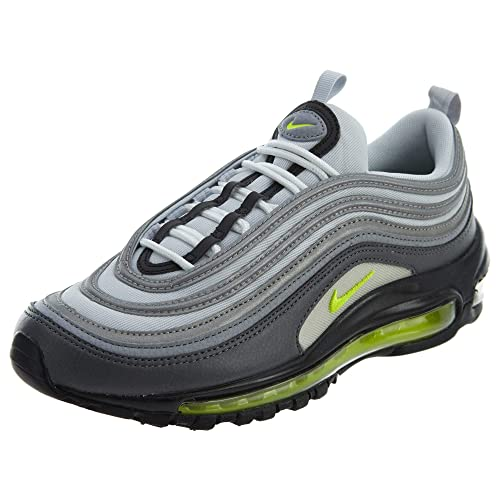 Scarpa Sneakers Nike Air Max 97 bianche e grigie