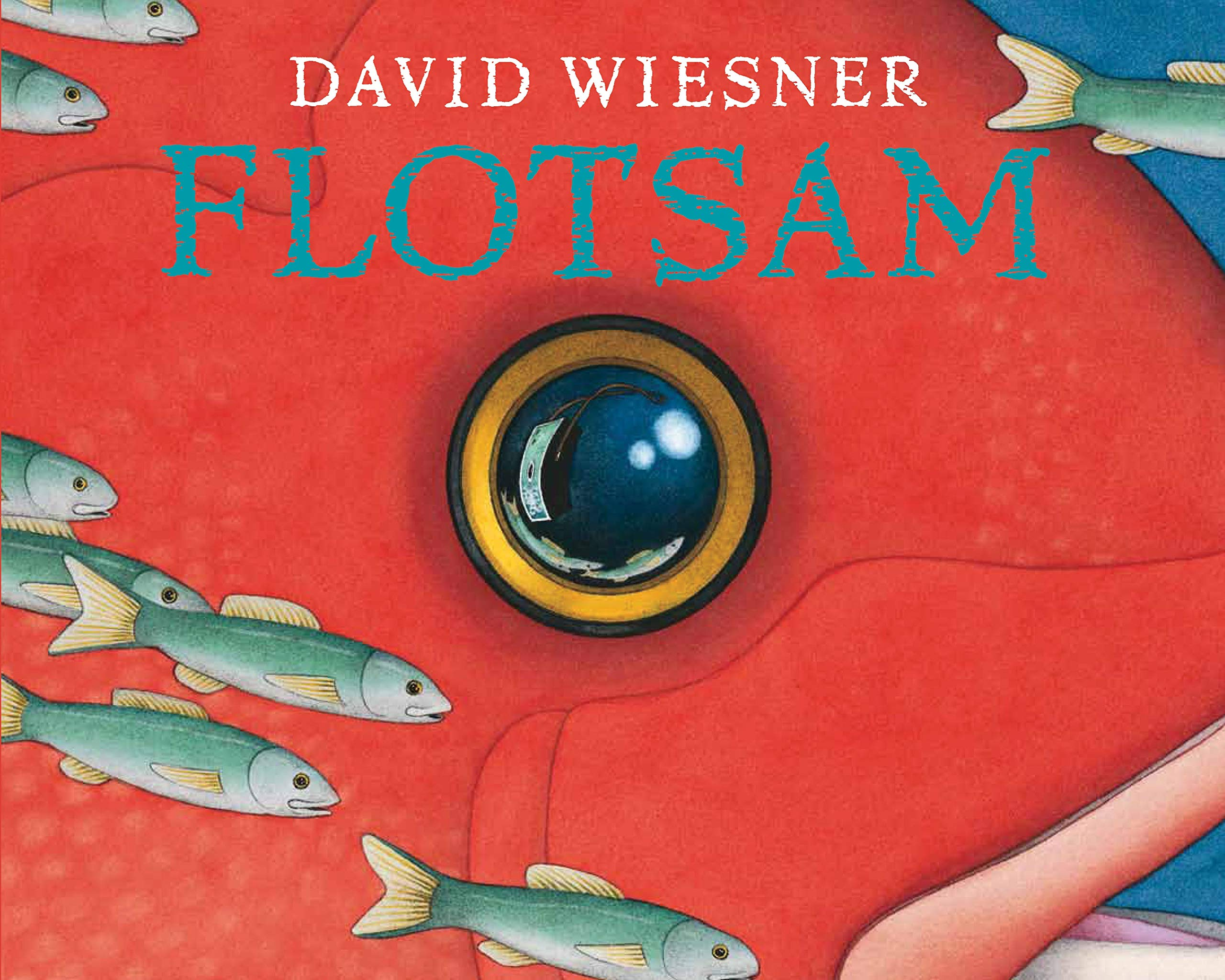 Flotsam: Amazon.co.uk: Wiesner, David: Books