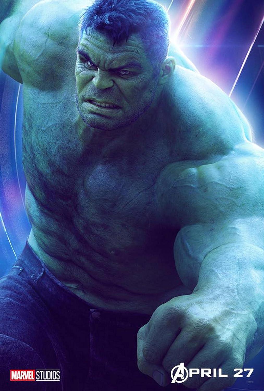Black Creations Avengers Infinity War 18 Cartel Lienzo ...