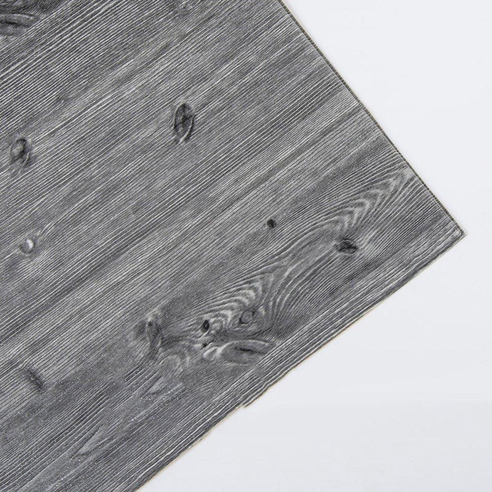 高速配送 モザイクタイル ステッカー シール70cm 70cm インテリア 壁紙 レンガ 木目リメイクシート 3d立体 壁紙 防音シート Yetuge 軽量レンガシール B07brrcmdd 四十枚 グレー 壁シール はがせる ウォールシール アクセントクロス 壁紙シール 壁紙 Www