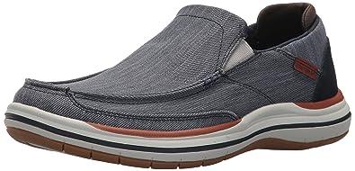 Mocassini e slip on Skechers Marrone | Uomo Skechers Relaxed