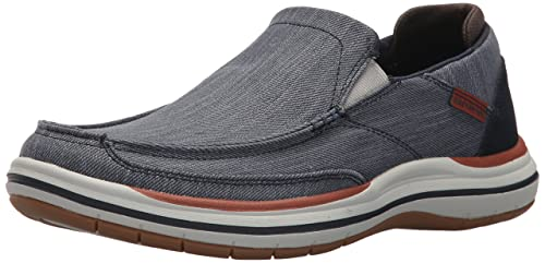 Skechers Elson Amster, Mocassini Uomo: Amazon.it: Scarpe E Borse