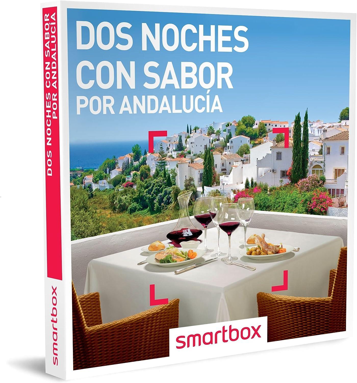 smartbox 2 noches con sabor por andalucia