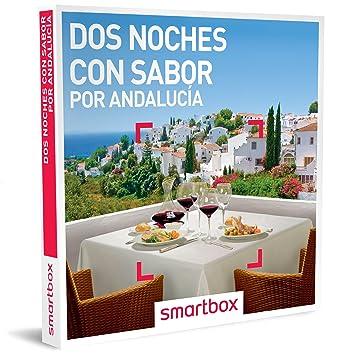 SMARTBOX - Caja Regalo - DOS NOCHES CON SABOR POR ANDALUCÍA - 99 hoteles de hasta 4*, palacetes, casas rurales y cortijos en Andalucía: Amazon.es: Belleza