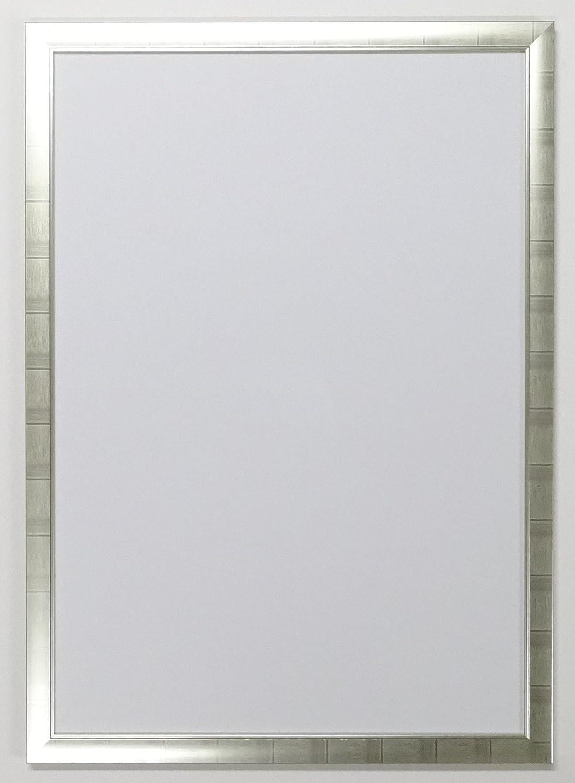 ラモード 用紙フレーム OA-A2(594×420mm)サイズ用額縁 B014 (シルバー) B00U39XR3Aシルバー