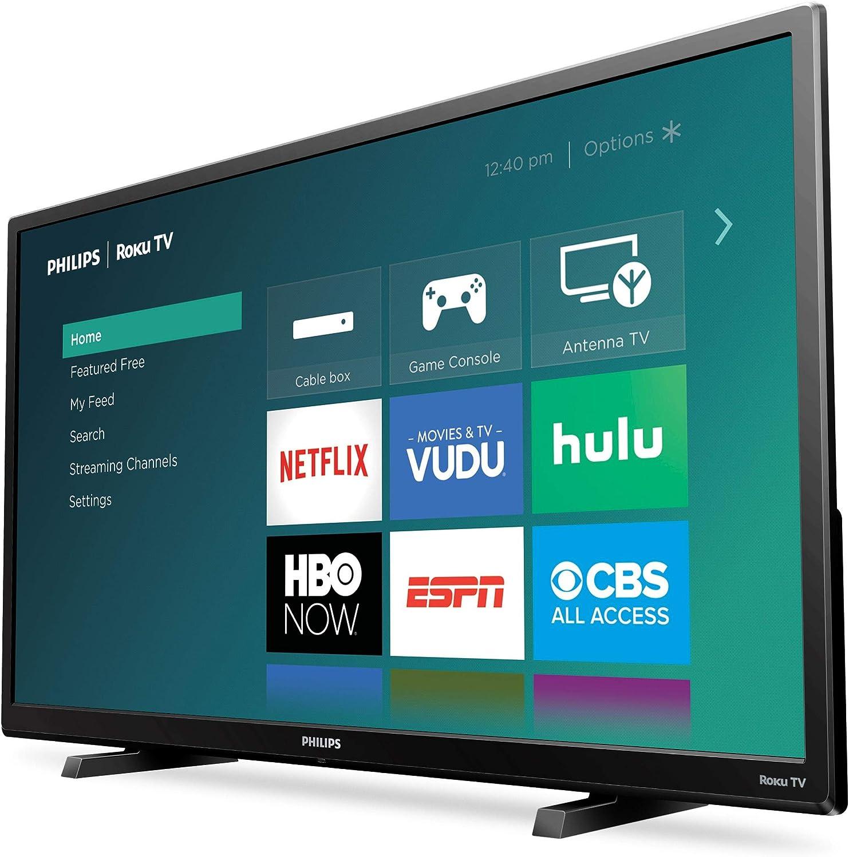 Philips Roku TV de 32 Pulgadas Roku: Amazon.es: Electrónica