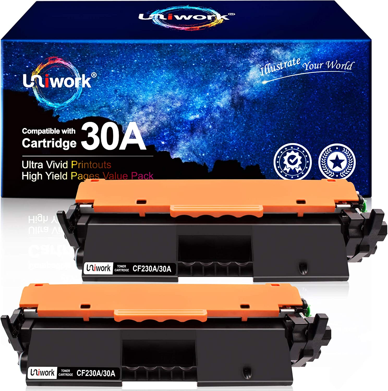 MFP M227d MFP M227fdw MFP M227fdn with Chip M203dn Black, 3,500 pages M203dw MFP M227sdn Do it wiser 30X Compatible Toner Cartridge Replacement for HP CF230X 30X LaserJet Pro M203d