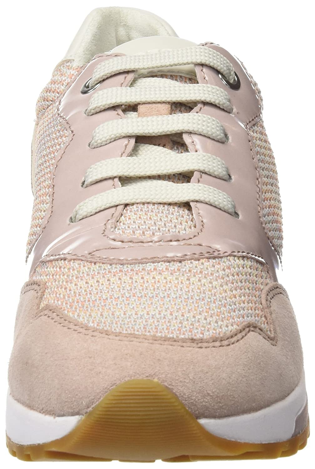 Geox Damen Pink D Phyteam B Sneaker Pink Damen (Salmon/Antique Rose) eb615d