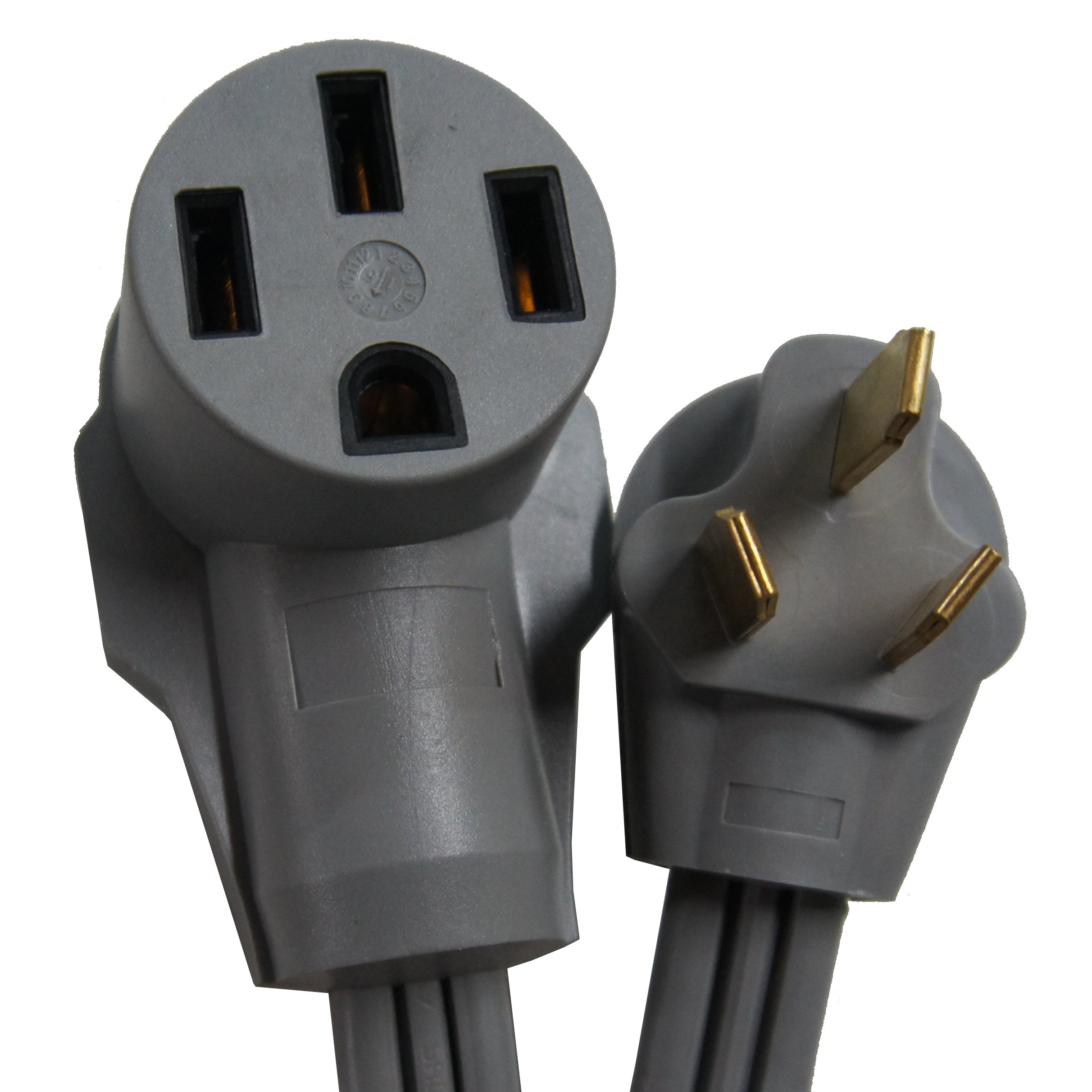 Gomadic Electric Vehicle Big Three 220v Charger Adapter Kit Includes NEMA 14-50R to NEMA 10-30P L14-30P and 10-50P - Charging Options to Your Tesla EV Car by Gomadic (Image #3)