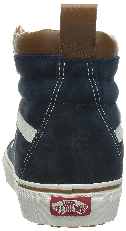 Vans Sk8-hi MTE, Unisex-Erwachsene Hohe Sneakers (Dress Blau (Dress Sneakers Blaus) 3bbbb4