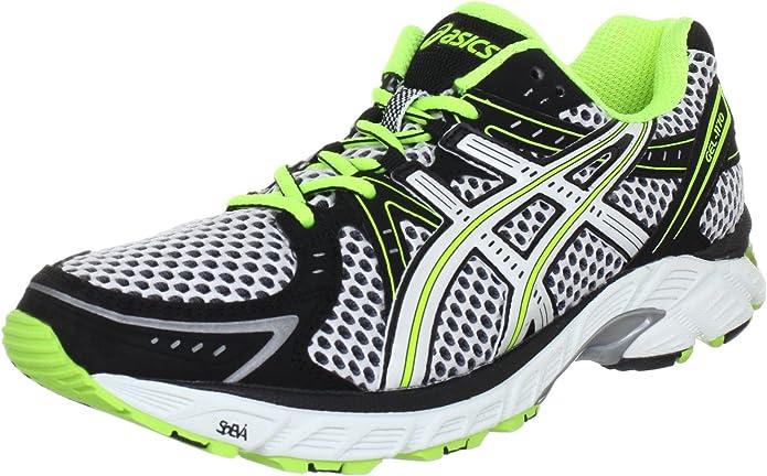 ASICS GEL-1170 - Zapatillas de Correr de Material sintético Hombre, Color Blanco, Talla 40: Amazon.es: Zapatos y complementos