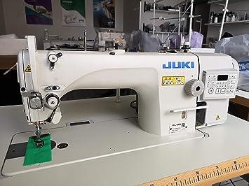 JUKI DDL 900B de la Industria Máquina de Coser Máquina de Coser – cortahilos – Completamente