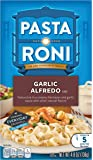 Pasta Roni Garlic Alfredo Fettuccine Mix 4.8 oz each (Pack of 12 Boxes)