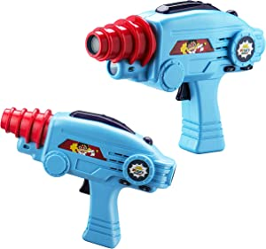 Ryans World Laser Tag for Kids, Toy Gun Blasters Lights Up and Vibrates, Infrared Laser Battle Games Gift, Indoor Outdoor Toys for Kids Boys Girls Ages 3+, 2 Pack Set, Add Multiple Sets of 4