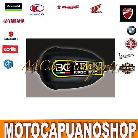 BC K900 Evo Cargador Mantenedor Cargador Automático Baterías ...