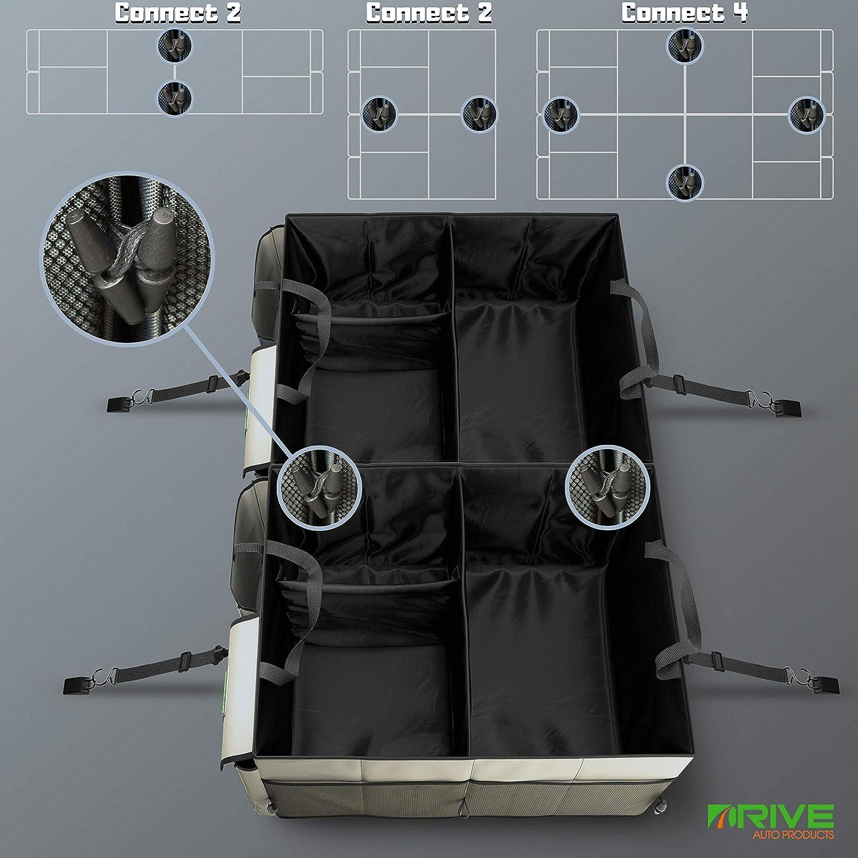hautfarben Kofferraum-Organizer mit Gurten 635635176488 1-Pack