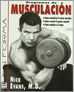 Programas de musculacion / Mens Body Sculpting (Spanish Edition)