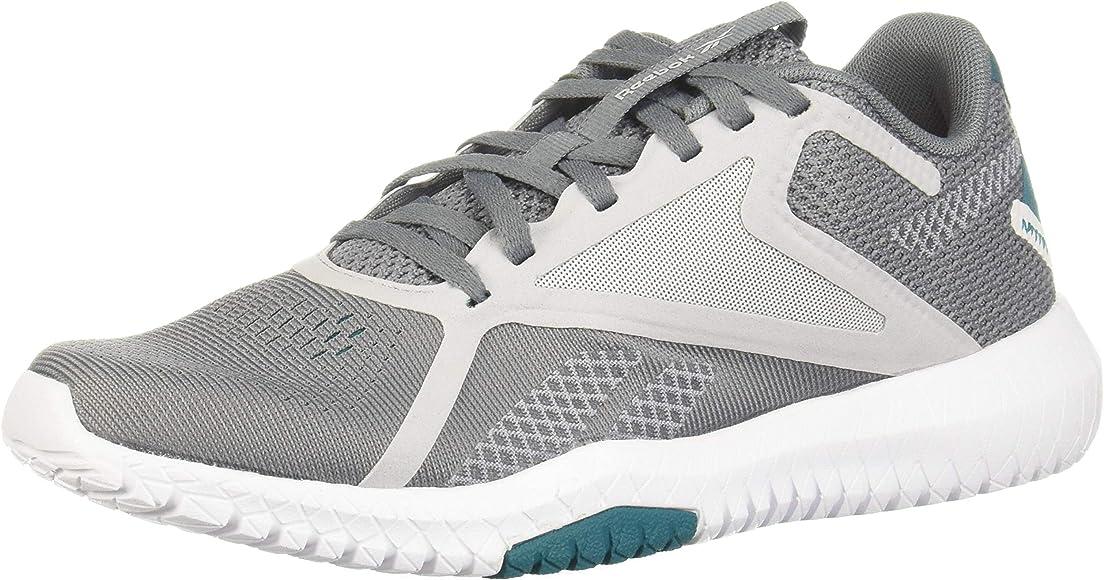 Reebok FLEXAGON Force 2.0, Zapatillas Deportivas para Mujer, Multicolor (CDGRY5/CDGRY2/SEATEA), 36 EU: Amazon.es: Zapatos y complementos