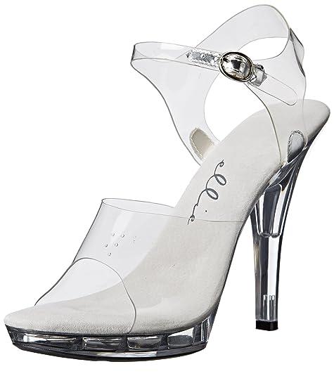 2fa512d09f9 Ellie Shoes Women's M Brook Platform Sandal