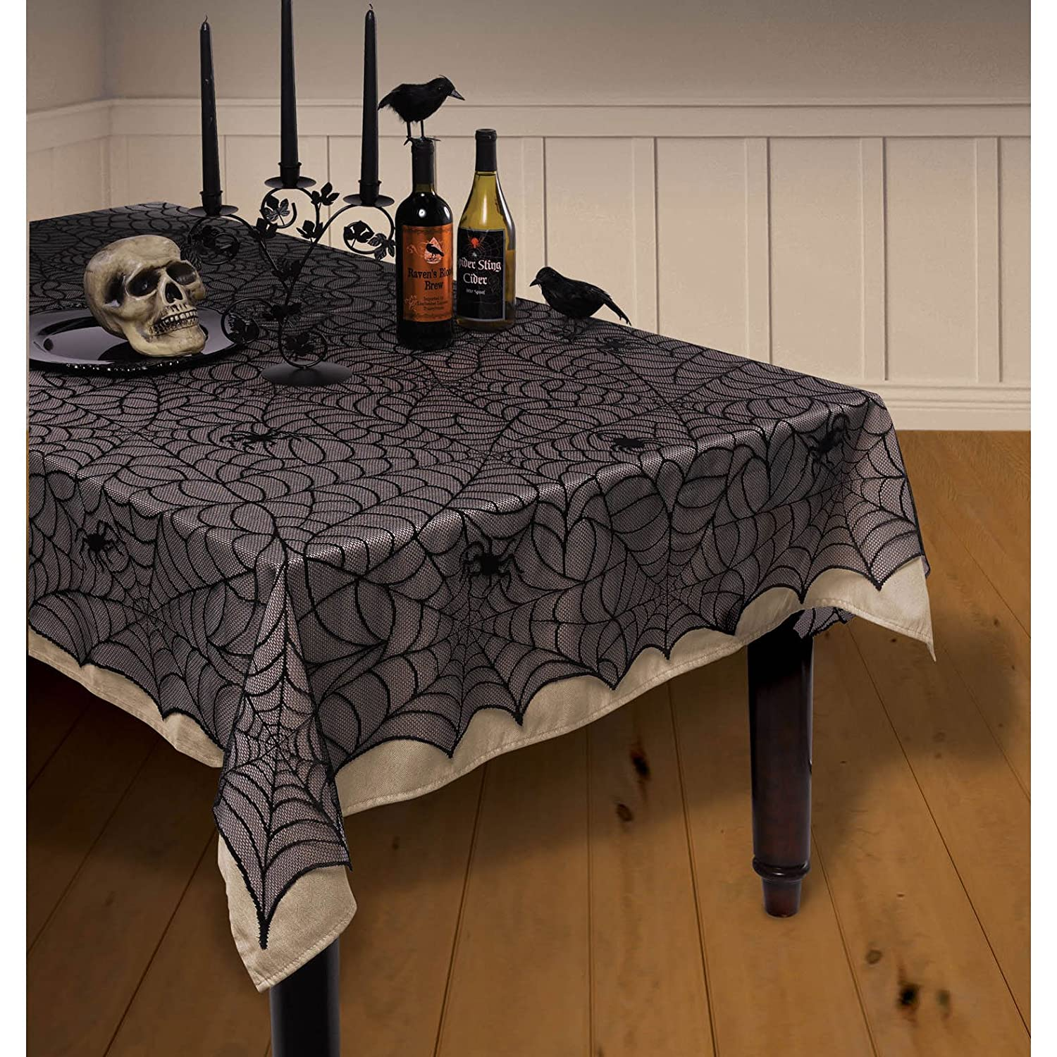 Halloween tablecloths - Halloween Tablecloths 3