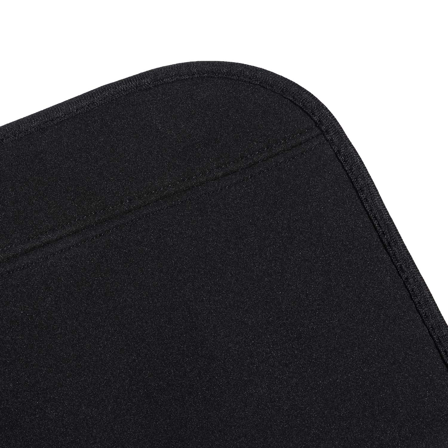 Neoprene Center Console Armrest Pad Cover Protector Cushion Black for Audi Q5 2009 2010 2011 2012 2013 2014 2015 2016 2017 SUV Sunluway 4350413311