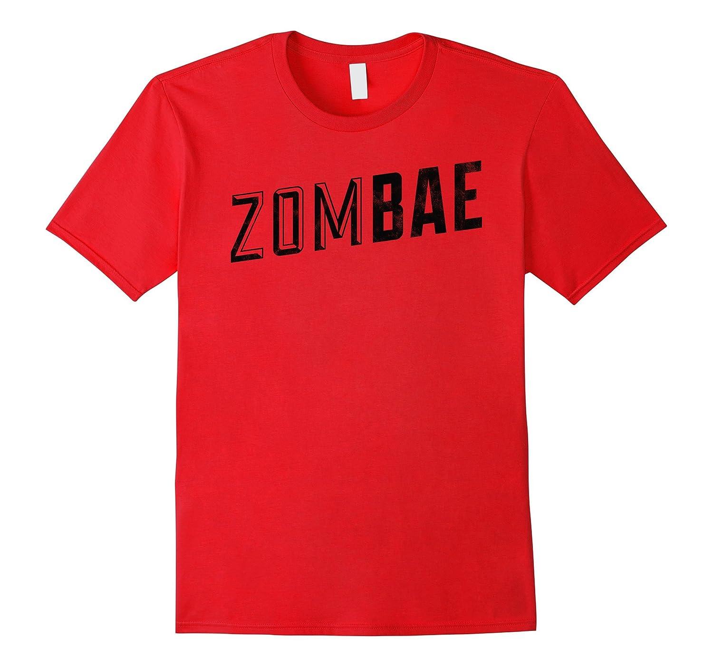 Zombie Couple Halloween Shirt - Zombae-TJ