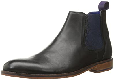 Ted Baker Mens Camroon 2 Chelsea Boot Black