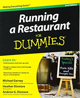 Running a Restaurant For Dummies  sc 1 st  Amazon.com & Setting the Table: The Transforming Power of Hospitality in Business ...