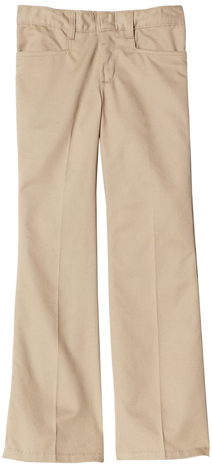 Dickies Big Girls' Stretch Flare Bottom Pant Dickies Kids